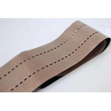High temperature laminate conveyor belt