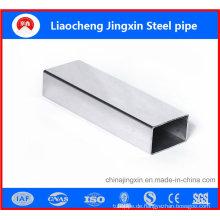 ASTM A106 Rechteckrohr Nahtloses Stahlrohr