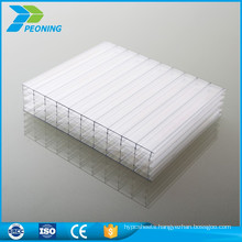 All-season performance factory directly polycarbonate accessories greenhouse roofing sheet price