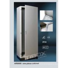 Ar8000 metal impermeável de uma peça de piso stand gabinete