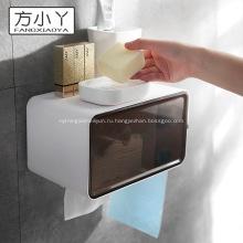 Водонепроницаемая стойка для ящиков для туалетных принадлежностей