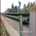 Rodovia Guardrail Rodada Post