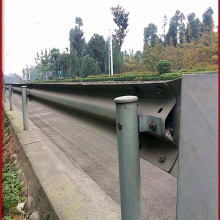 Traffic Safety Highway Guardrail