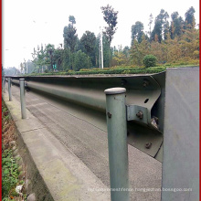 Highway Guardrail Round  Post