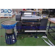 High Qaulity Fully Automatic POS Roll Slitter with Core Loader