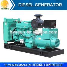 Venta caliente de alta calidad 400V / 230V bajo consumo de combustible grupos electrógenos