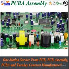 Hohe Qualität Power Inverter Board PCBA mit Kühlkörper und CE-Zertifizierung SMT / Dip-PCBA-Montage