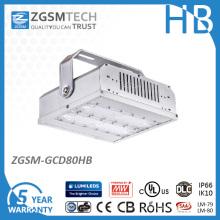 Светодиодная оптом высокого залива 80W Сид заливки формы защиты IP66 СИД highbay Светильник
