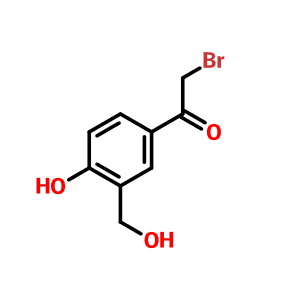 62932-94-9 2-BROMO-1-[4-HYDROXY-3-(HYDROXYMETHYL)PHENYL]ETHAN-1-ONE
