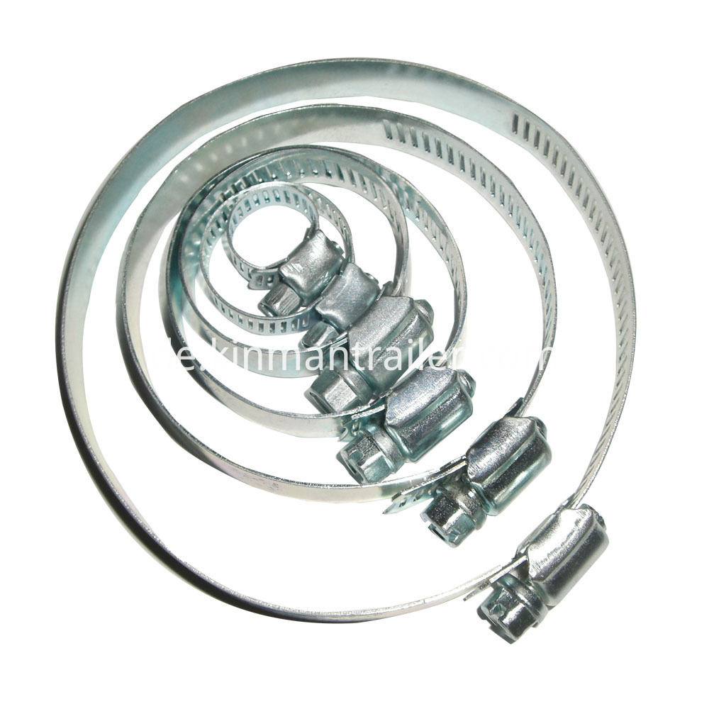 O Ring Hose Clamp