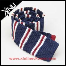 New Silk Knitted Silk Tie