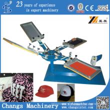 Máquina de impressão de boné de beisebol para venda