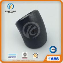 Wpl6 углерода сталь 45D локоть стальные трубы с TUV (KT0045)