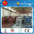 Производственная линия алюминиевых композитных панелей