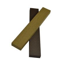 Wood Plastic Composite Trellis WPC Decorative Board 50*20mm XFQ014