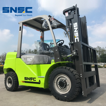 FD50 CPCD50 5 Ton Forklift Truck Price
