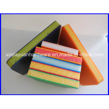 High Quality Triple Color HDPE Sheet (2-30mm)