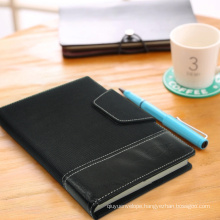 Wide Ruled Notebook / Leather Journal Book / Dotted Paper Notebook