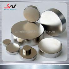 Imán barato del neodimio de las diversas formas de la entrega rápida magnética fuerte para la venta
