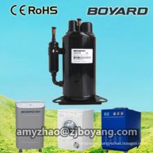 heat pump scroll compressor for heat pump water heater