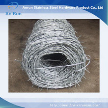 Galvanized Barbed Wire Roll Price for Fence