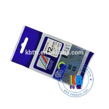 machine d'impression d'étiquettes compatible Tz-231 imprimante stratifiée étiquette thermique ruban encreur ruban encreur ruban