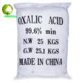 Precio barato del grado industrial de la fábrica del ácido oxálico 99.6%