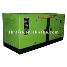 Gerador a diesel refrigerado a água com ATS