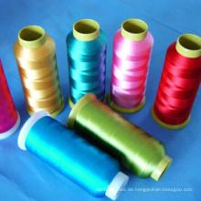 120d / 2 100% Polyester Multifilament Stickgarn