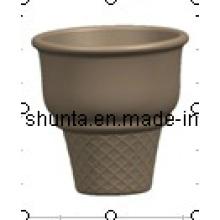 100% Melamine Tableware- Ice-Cream Cone/ Colorful /Beauty/100% Melamine Tableware (QQB34)