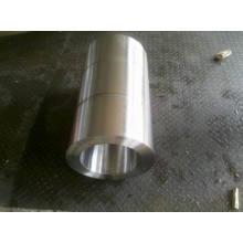 Piezas forjadas de cilindro de varios diámetros