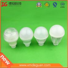 Lámpara de la PC de la inyección del profesional LED de la inyección Bulbo plástico