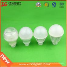 Cubierta LED de inyección de alta calidad Lámpara PC Lámpara de plástico