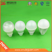 High-End Injection LED Cover PC Lamp Plastic Bulb