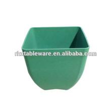 2015 bio square garden pots wholesale