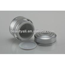 15ml 30ml 50ml Contenedor de acrílico de pared doble para cosméticos