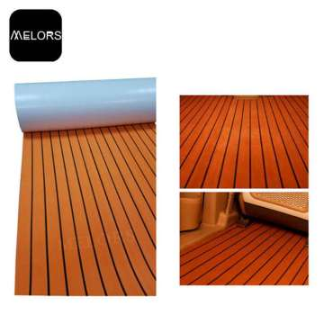 Melors Synthetisches Teakholzbodenboot EVA Marine Sheet