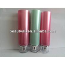 Косметическая пластиковая цветная трубка