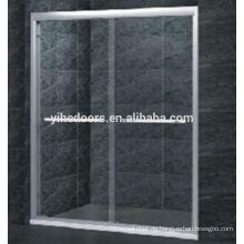 8MM Schiebetür Duschtür aus gehärtetem Glas