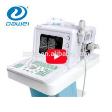 Scanner de ultra-som veterinário digital completo para cão gato, vaca, cavalo, porco, ovelha, cabra e equipamentos de ultra-som veterinário DW330