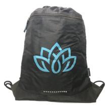 Popular Waterproof Nylon Backpack Drawstring Bag In Europe