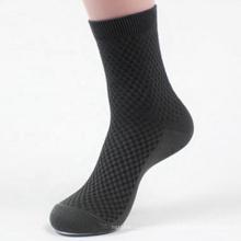 Классические трикотажные удобные дышащие хлопковые деловые повседневные носки на заказ в классическом стиле, мужские носки