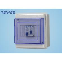 Plastic Distribution Box Flush Mounting Type