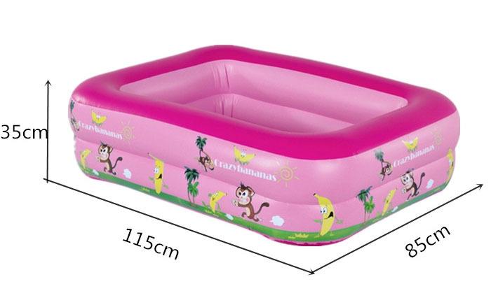 rectangle baby pool
