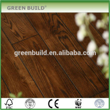 American Black Hand raspado Hardwood Madera de nogal Suelo de madera