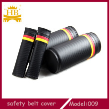 Plaquettes de ceinture en fibre de carbone pour voiture