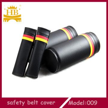 Kohlefaser-Sicherheitsgurt Pads für Auto