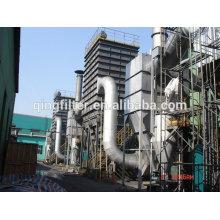 Industrieller Pulsstrahlzyklonbeutelfilter Staubabscheider