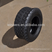16x6.50-8 pneus de golf tubeless / pneu de chariot de golf