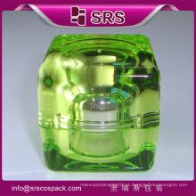 Screen Painting Cosmetic Embalagem Frascos Plásticos E 15g 30g 50g Fácil Acrílico Container